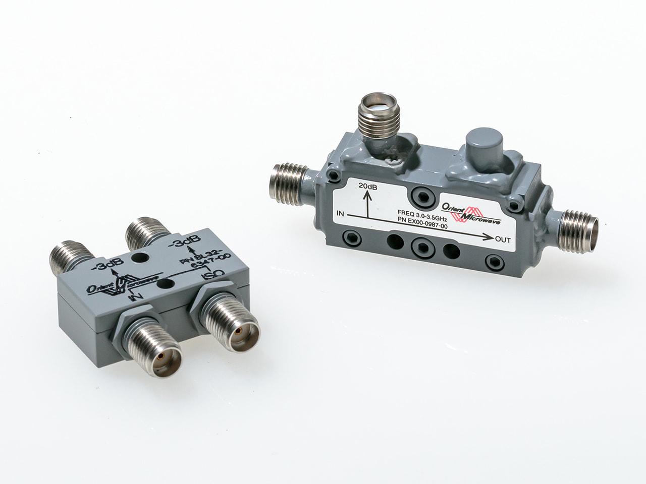 方向性結合器の写真