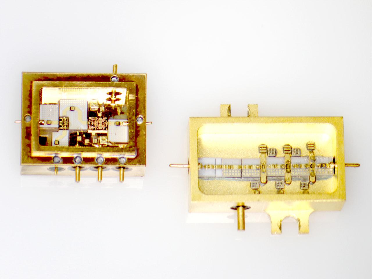 マイクロ波集積回路